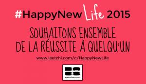 HappyNewlife 2015