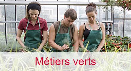 Métiers verts