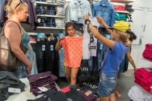 Bourse aux vêtements 30.09 - 01.10