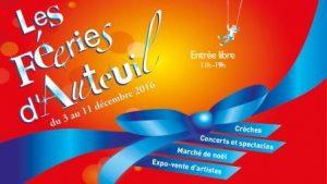 Féeries d'Auteuil 2016
