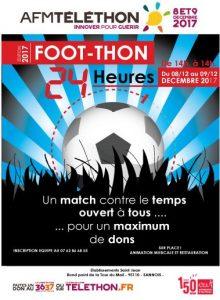 Foot-thon 2017