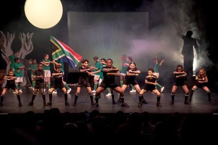 Madiba spectacle Apprentis Auteuil