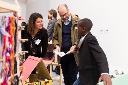Vernissage de l'exposition 2017