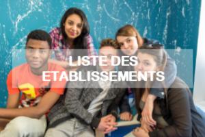 Liste des établissements éligibles de la fondation Apprentis d'Auteuil en Ile-de-France