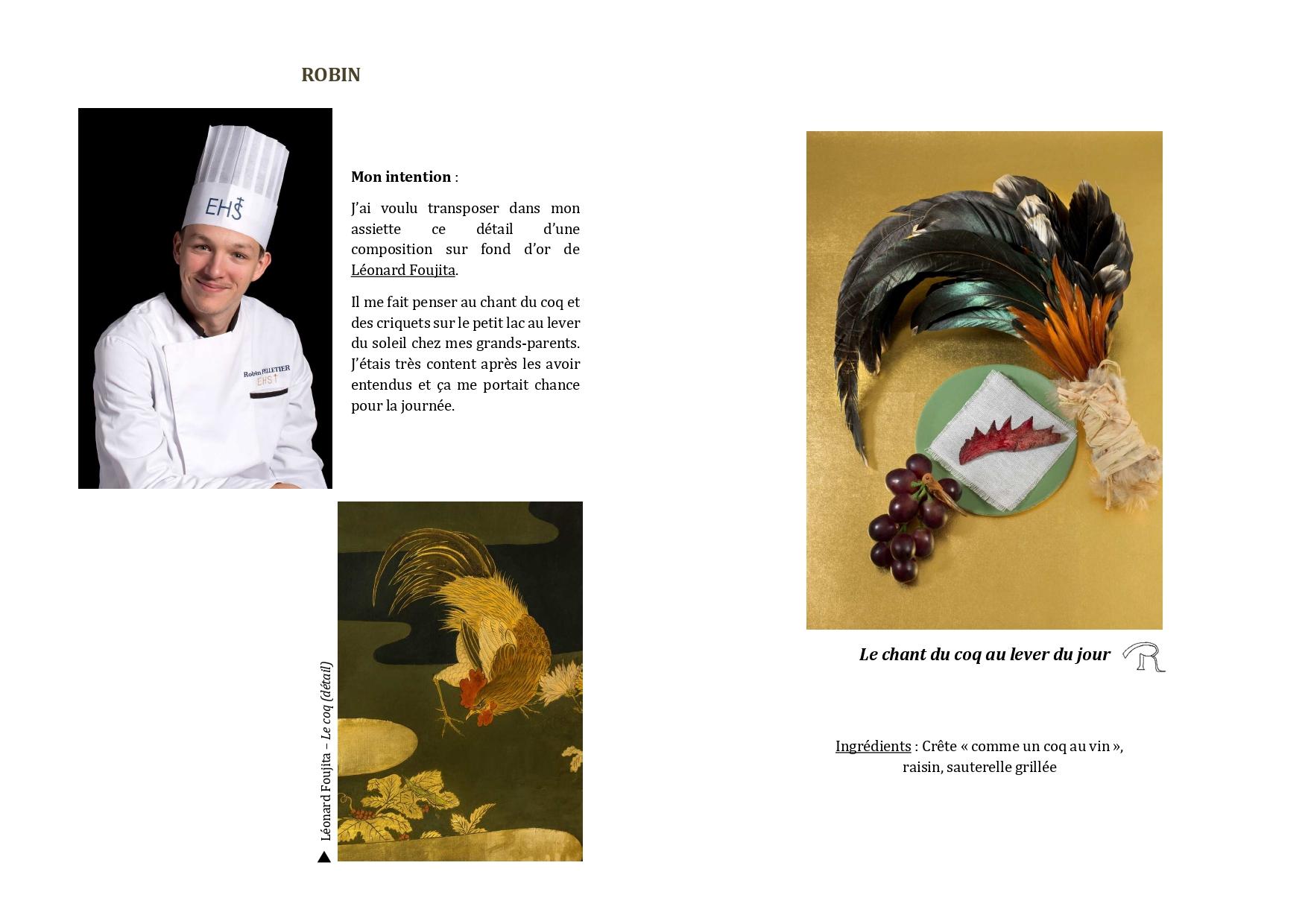Fondation Foujita - Livret Projet L'Art dans l'Assiette 2018-2019 sur 2 pages-10_page-0001