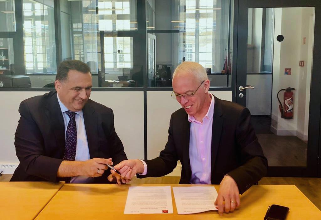 Partenariat AFTRAL signature